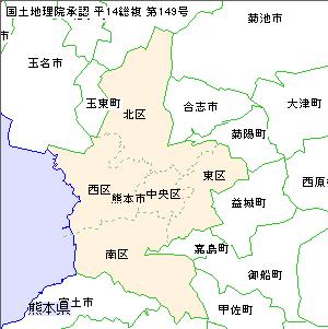 白地図 Kenmap 白地図作成ソフト