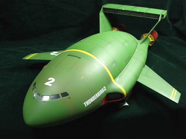 thunderbird 2  1 144 scale by