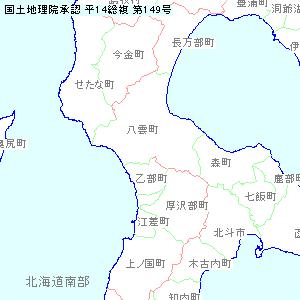 白地図 Kenmap 8 32 スクラップだ