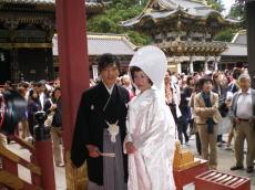 日光 東照宮 結婚 式